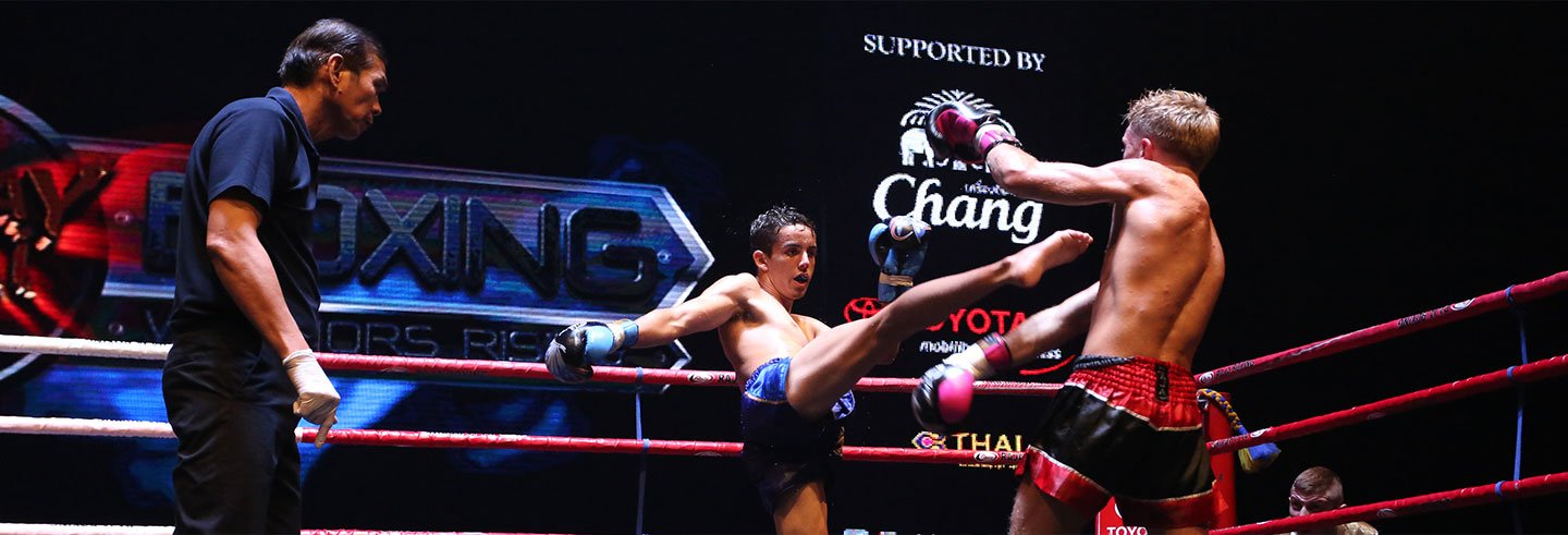 Spectacle Muay Thai Live