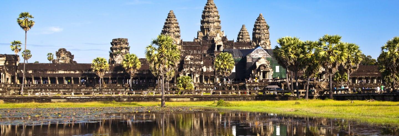 Excursión de 4 días a los templos de Angkor