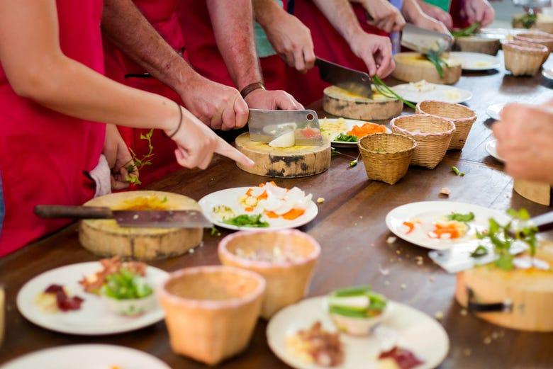 Clase de cocina tailandesa en bangkok reserva en - Cocina con clase ...