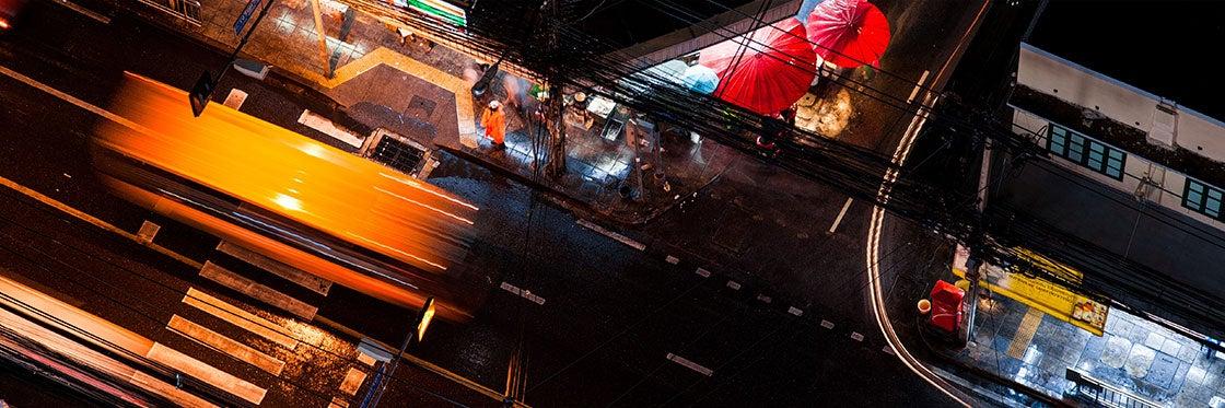 Medios de transporte en Bangkok
