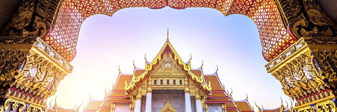 Storia di Bangkok
