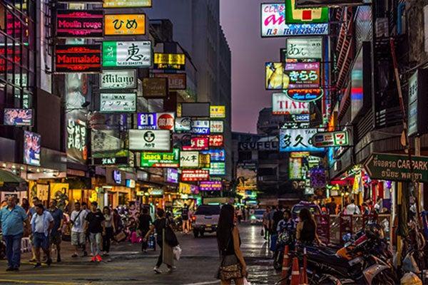 Compras en Bangkok Centros comerciales y mercados de Bangkok