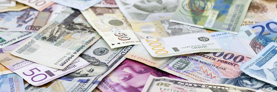 Money in Bangkok