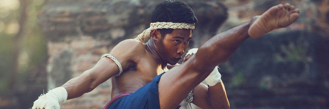 Muay Thai en Bangkok