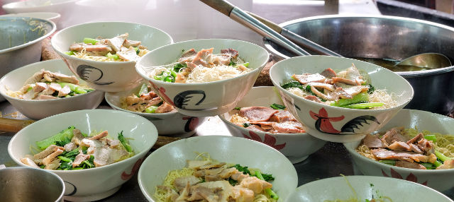 Tour gastronómico por Chinatown