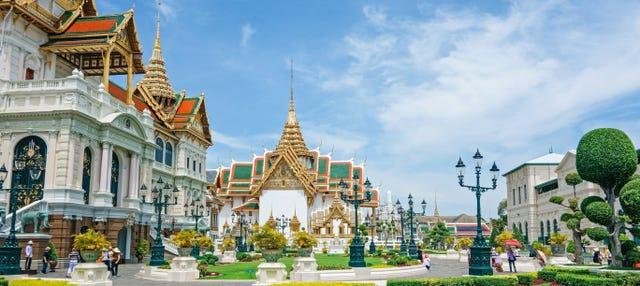 Tour por el Bangkok imprescindible con entradas
