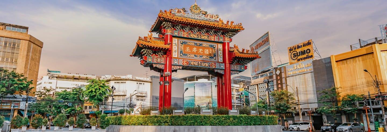 Visite guidée dans Chinatown