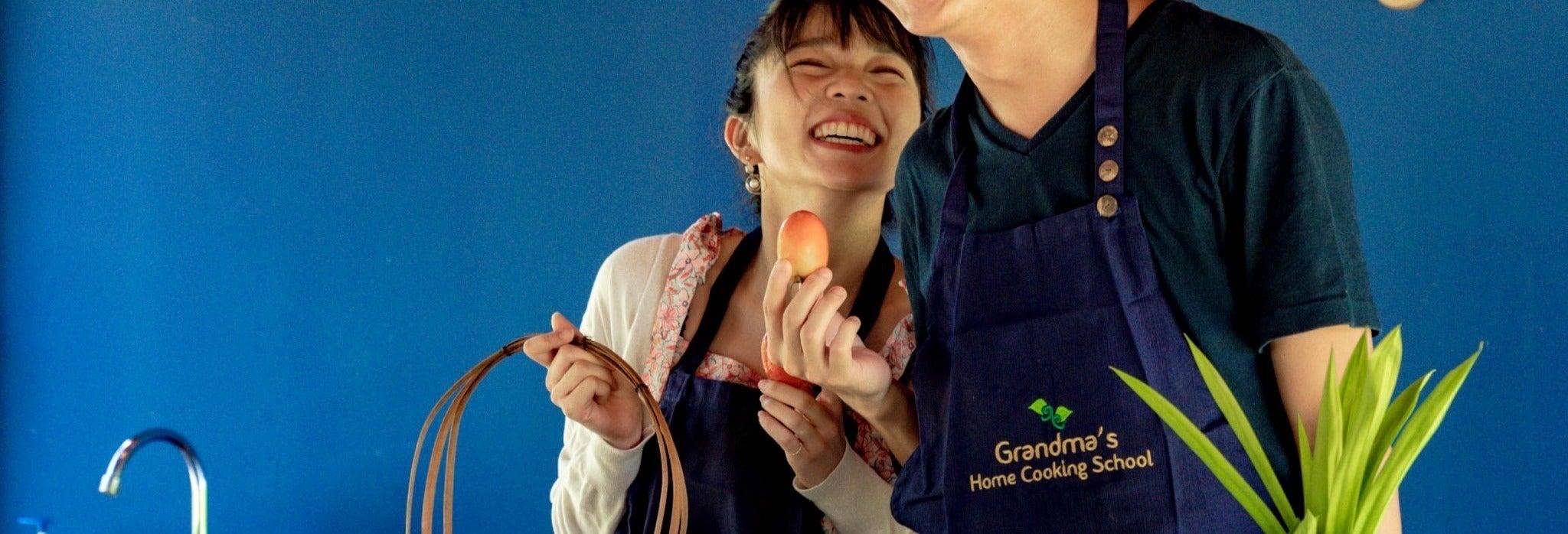 Clase de cocina tailandesa