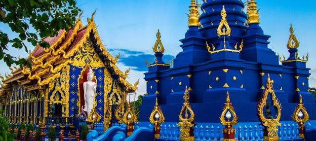 Excursão ao Triângulo de Ouro em Chiang Rai