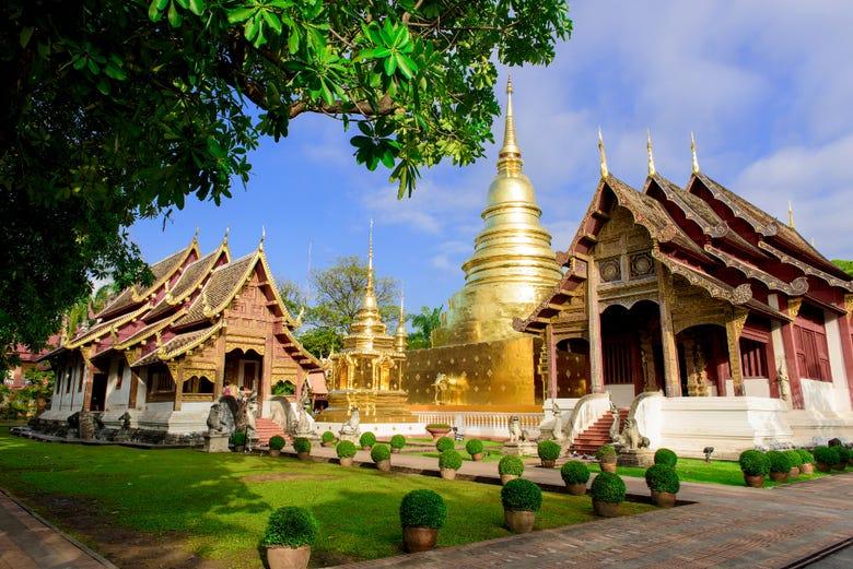 ,Excursión a Templos de Chiang Mai