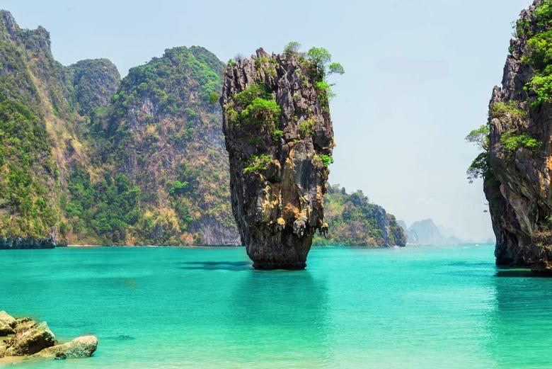 Cruise To James Bond Island