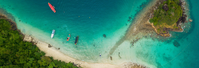 Bateau et snorkeling dans les îles de Koh Chang