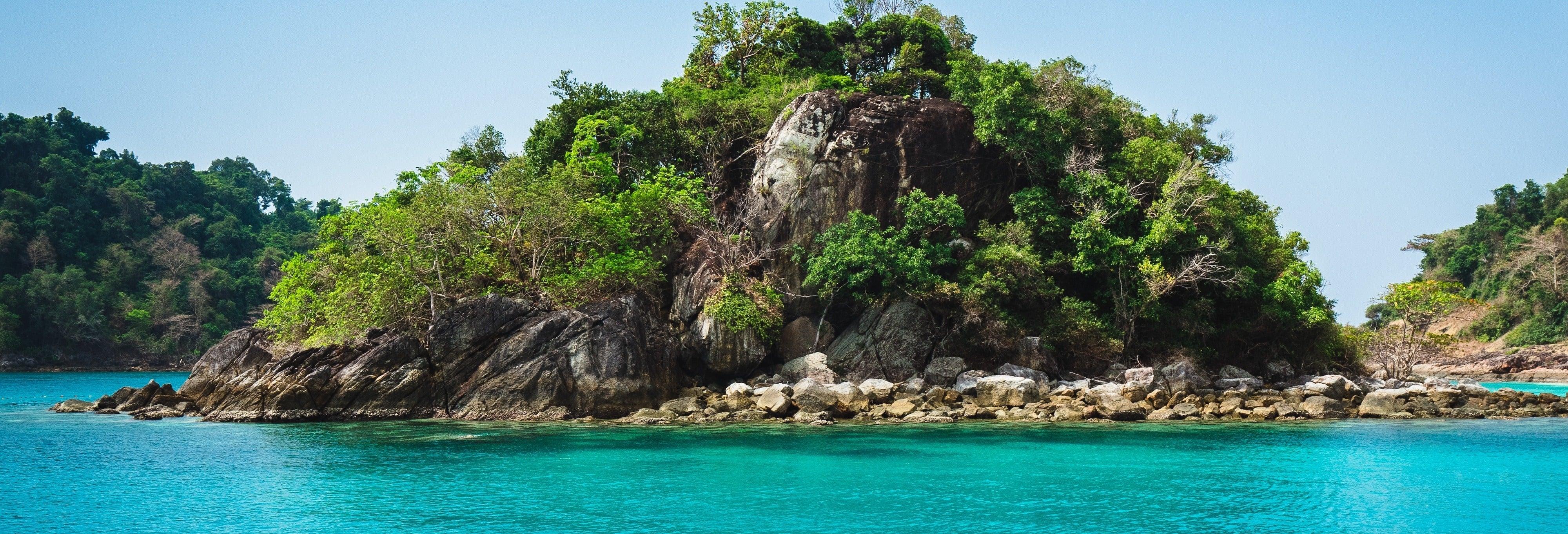 Snorkel em Koh Rang