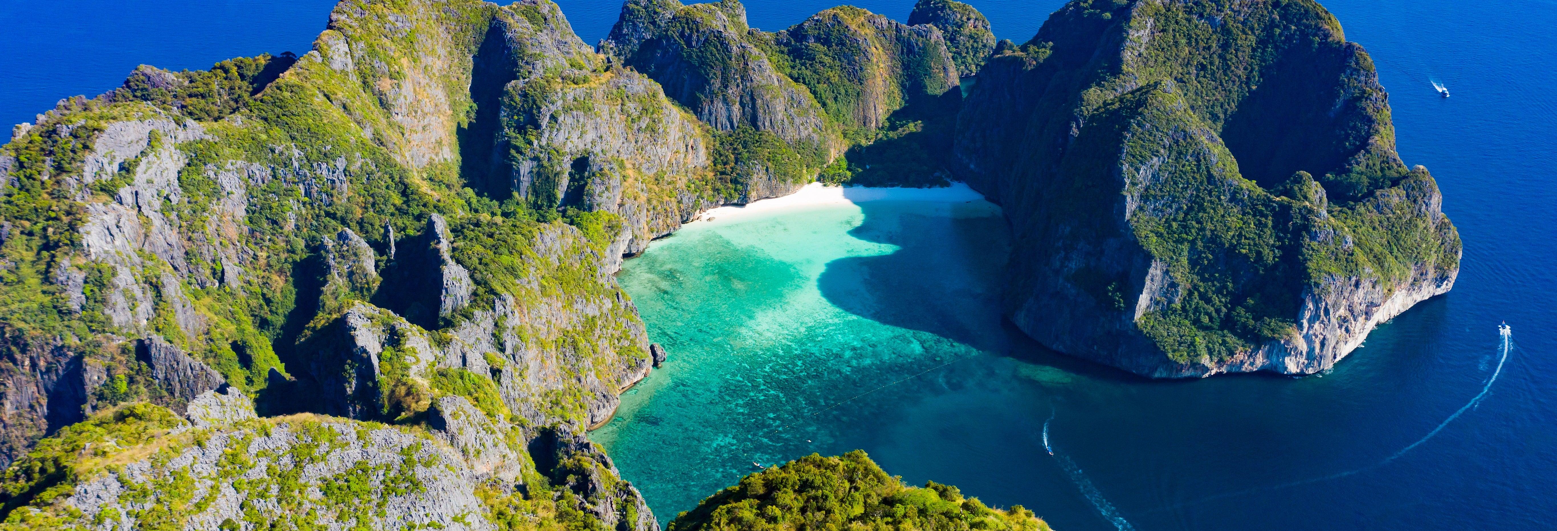 Crucero de 2 días por las islas Phi Phi