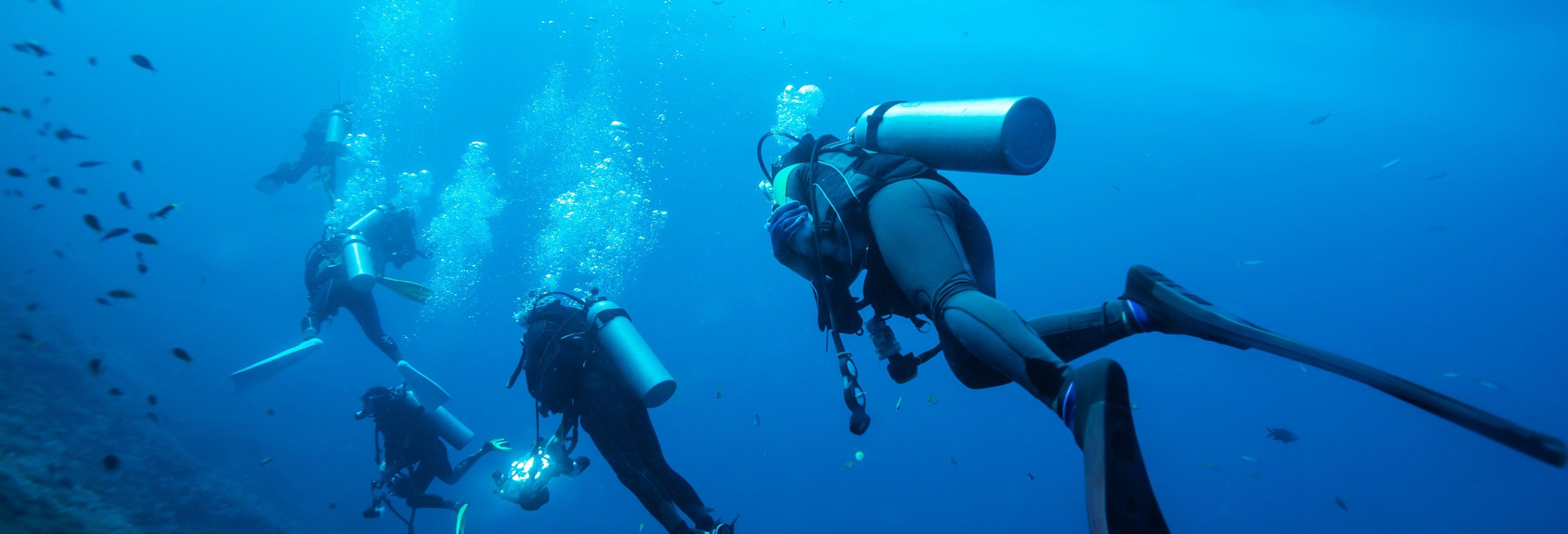 Cours de plongée SSI Open Water à Ko Phi Phi Le