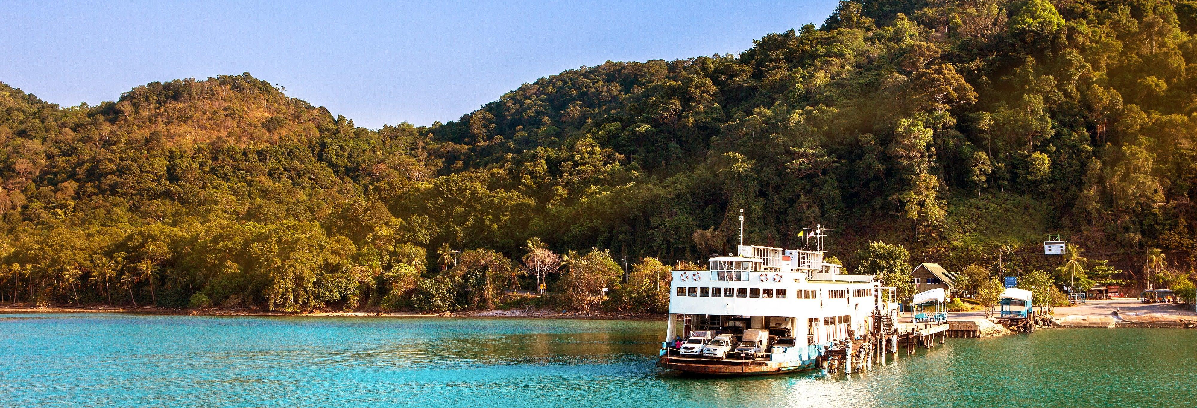 Ferry a Phuket