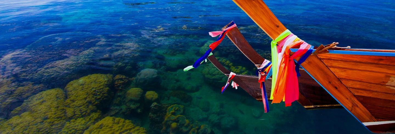 Koh Tan & Koh Madsum Boat Tour