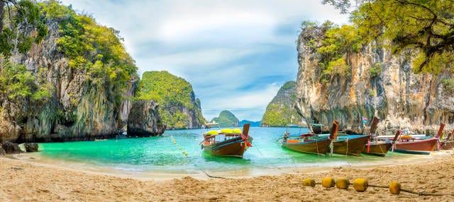 Excursión a la isla Hong, Koh Nok y Lading