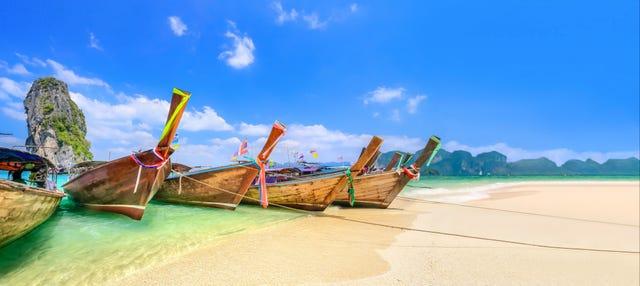 Escursione alle isole di Krabi