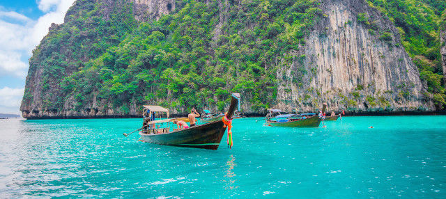 Ferry a las islas Phi Phi