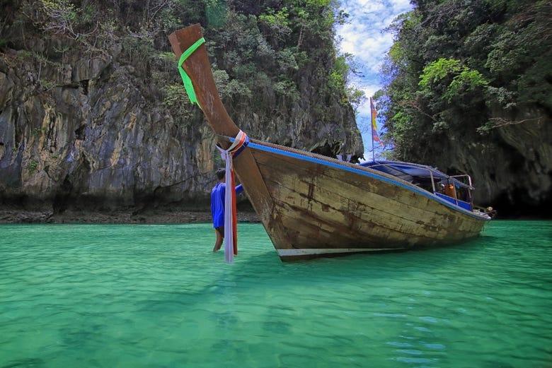 ,Excursión a Islas Hong