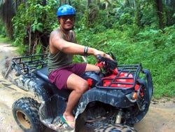 ,Excursion to Krabi Island