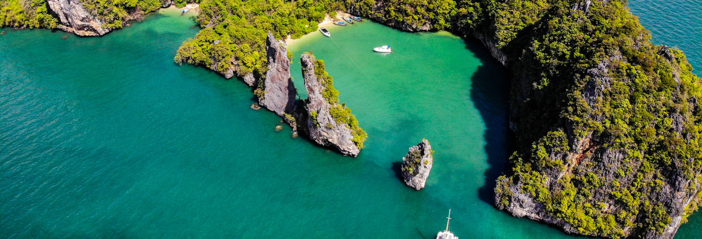 James Bond Island & Hong Island Cruise