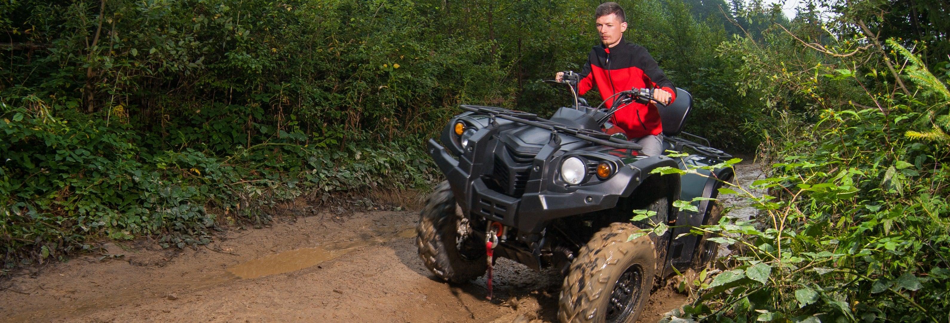 Tour de quadriciclo por Krabi