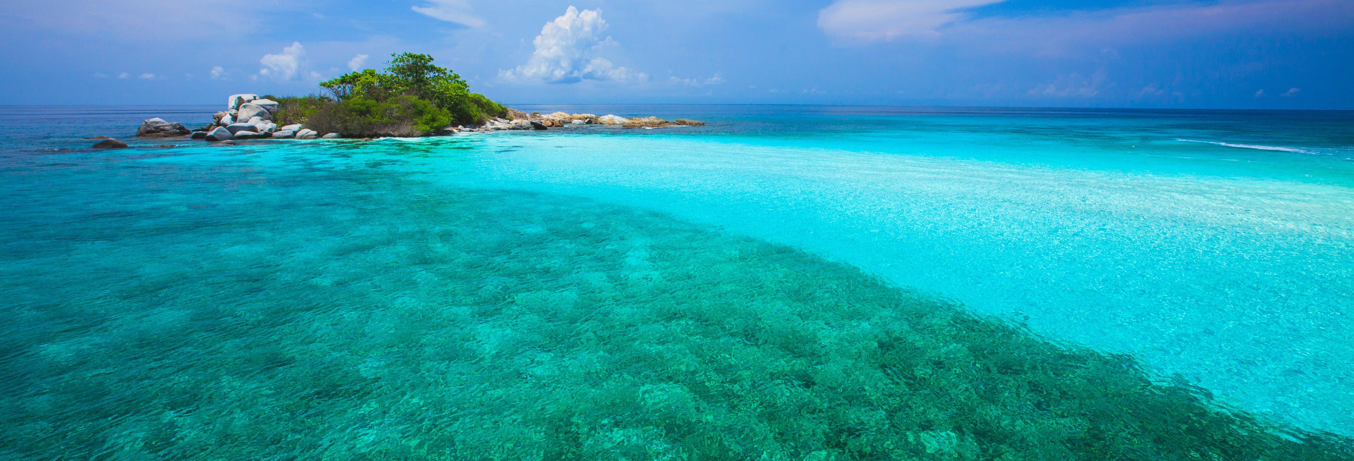 Excursión a islas Mai Thon, Racha y Coral