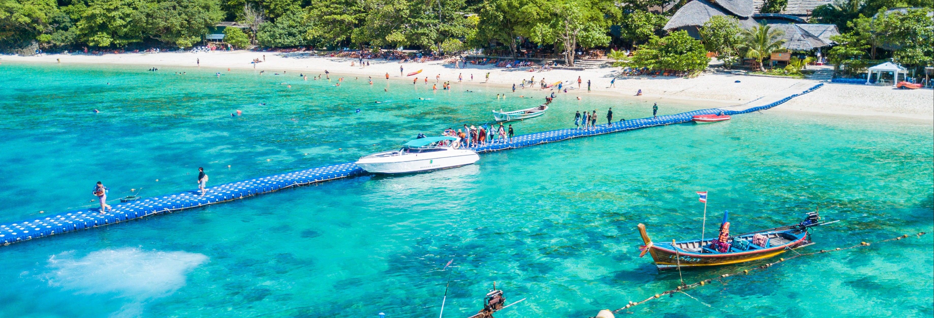 Excursión en lancha y snorkel en Coral Island