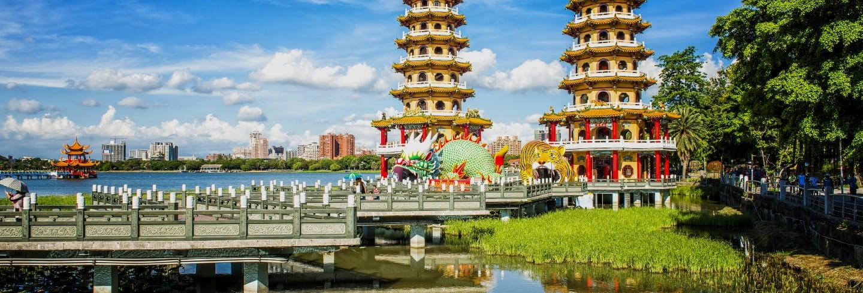 Visita guiada por Kaohsiung en español