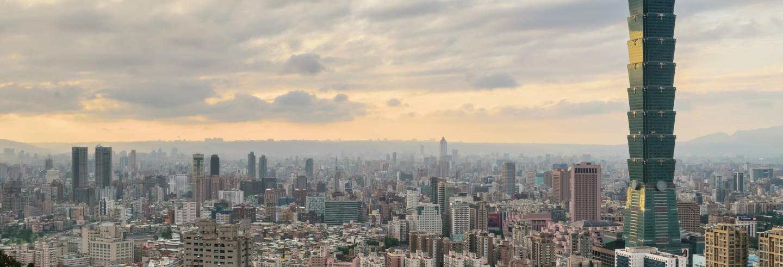 Biglietti per l'osservatorio del Taipei 101