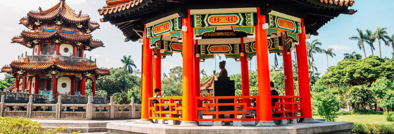 Free Walking Tour of Taipei