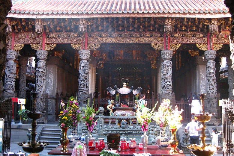 ,Templo Zushi