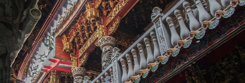 Tour de alfarería + Templo Zushi
