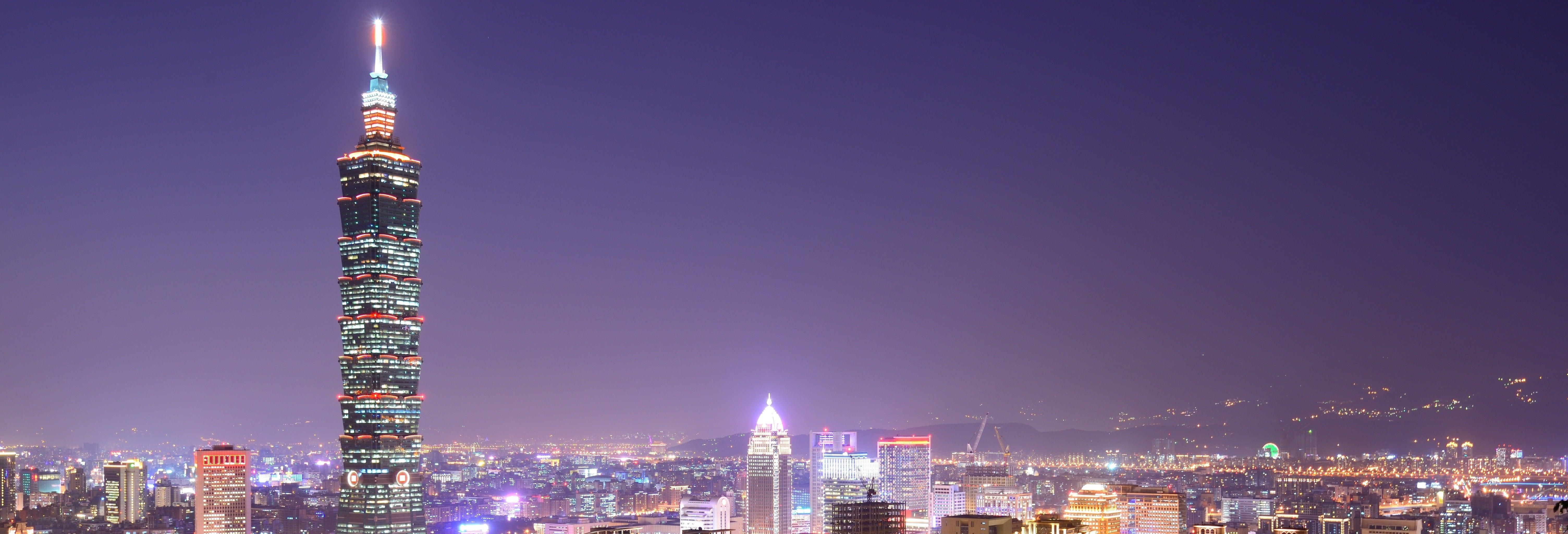 Tour nocturno por Taipéi