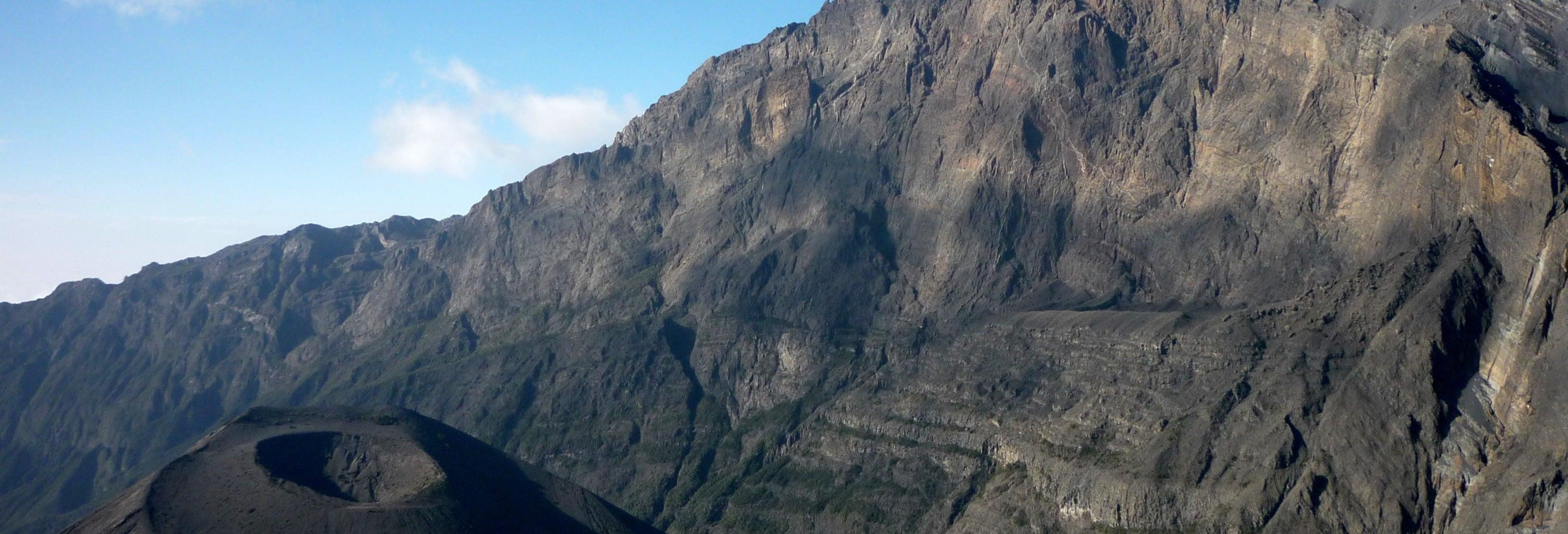 Ruta de 5 días por el Monte Meru