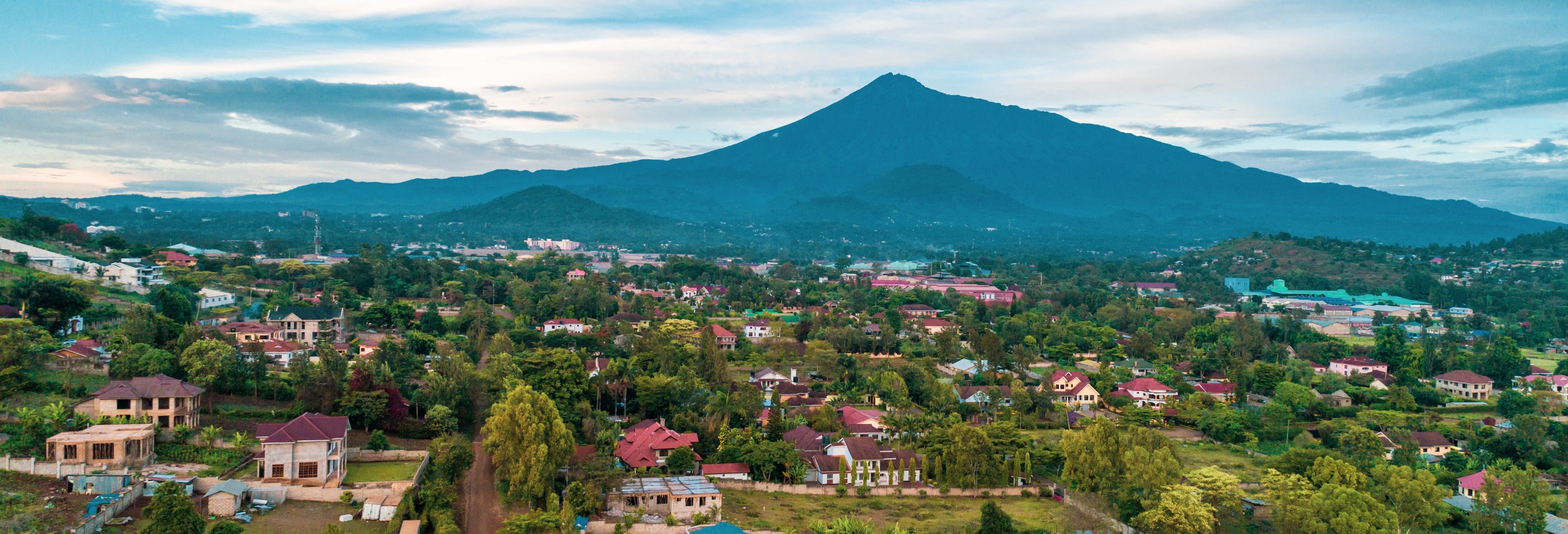 Visita guiada por Arusha