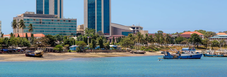 Visita guiada por Dar es-Salam