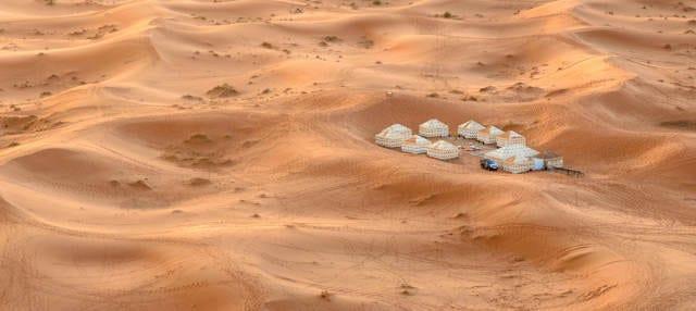 Excursão de 2 dias ao deserto do Saara