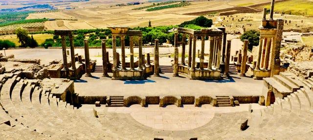 Dougga & Bulla Regia Tour from Tunis - Book at Civitatis.com