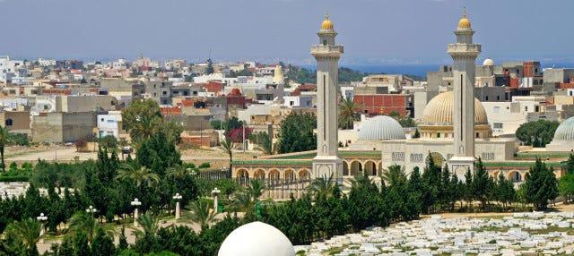 Excursão a Monastir e Sousse