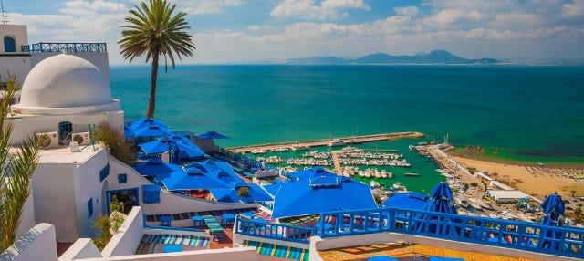 Excursión a Túnez, Cartago y Sidi Bou Said