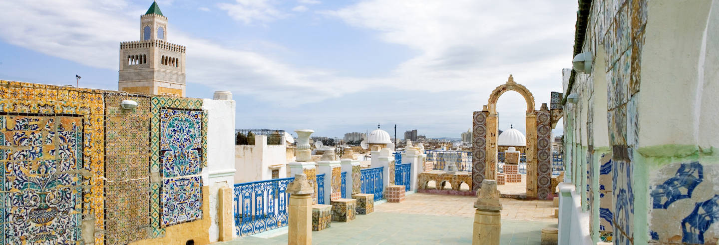 Tunis Guided City Tour