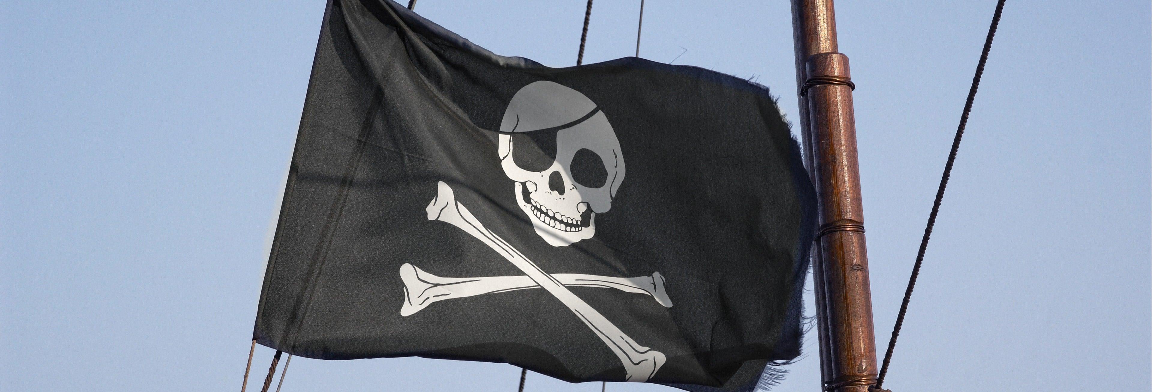 Tour en barco pirata por el golfo de Antalya