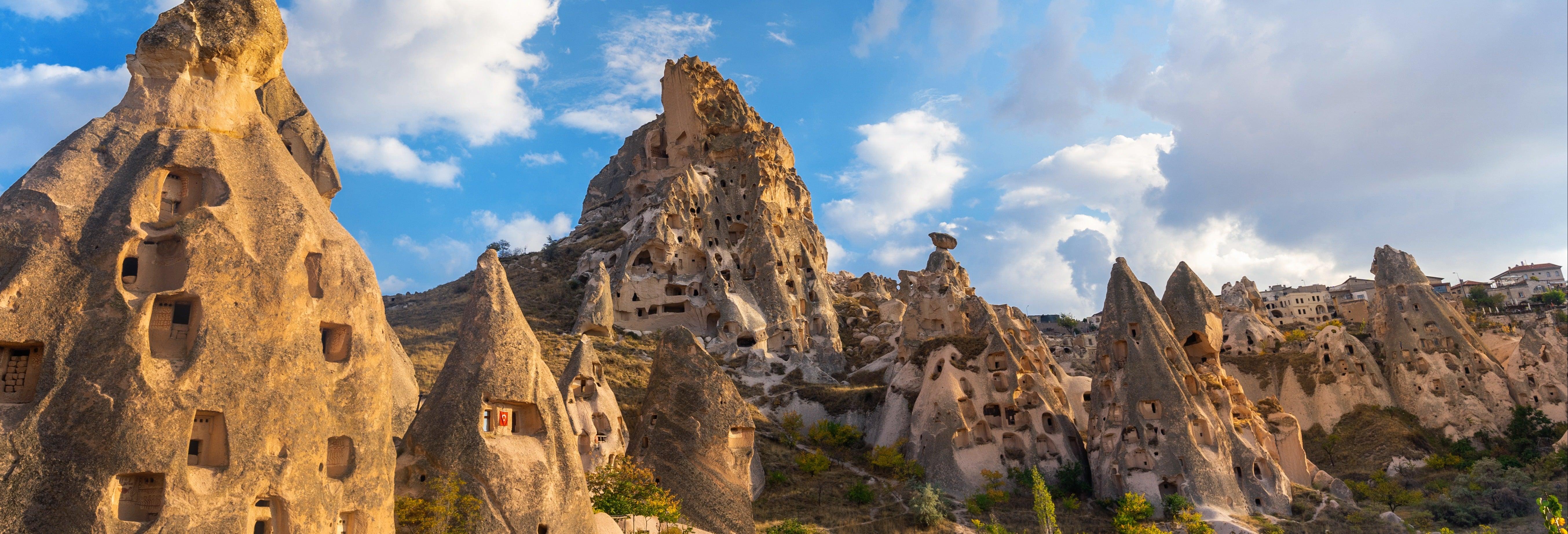 Tour privado por la región de Capadocia