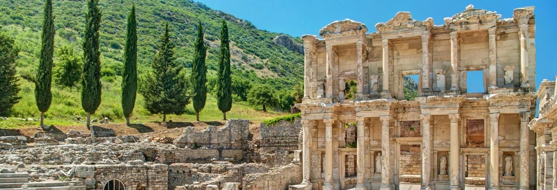 Tour de 2 días por Éfeso, Afrodisias, Laodicea y Şirince