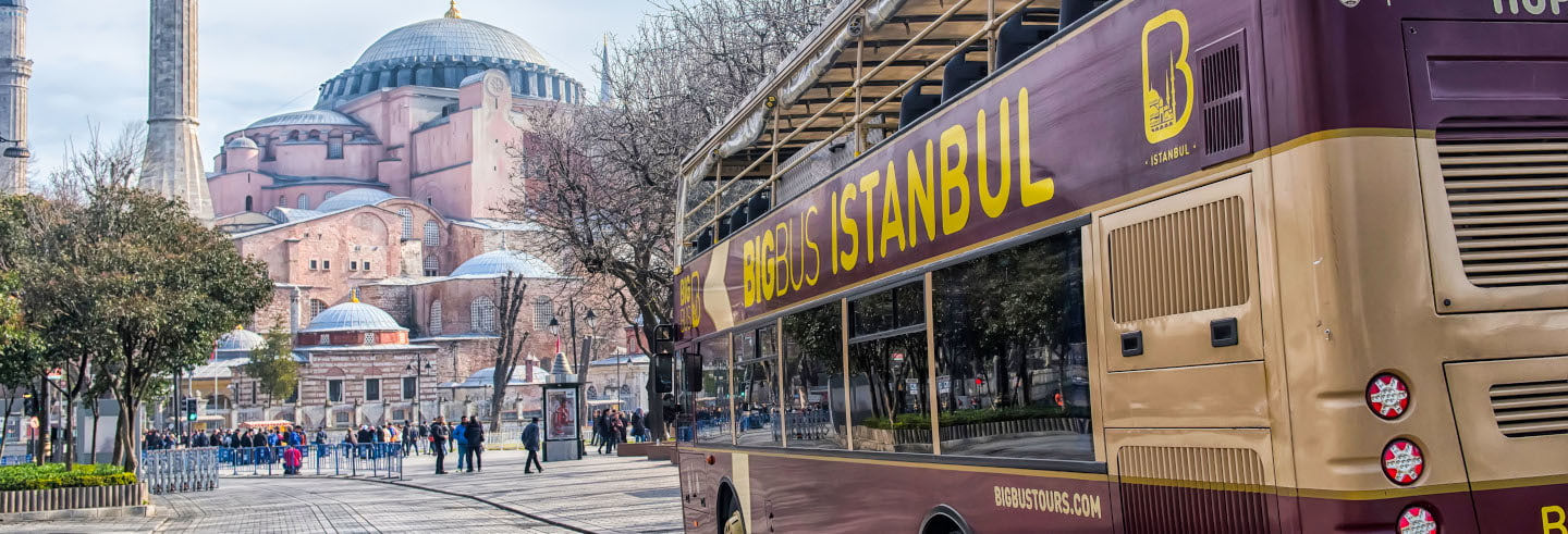 Istanbul Tourist Bus
