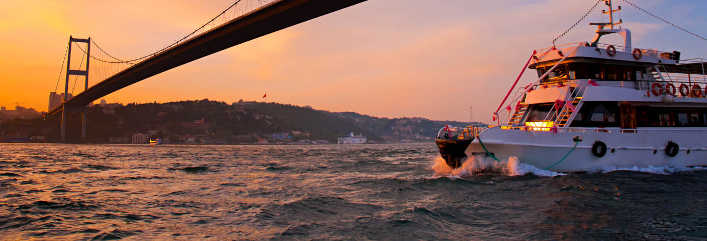 Sunset Cruise on the Bosphorus