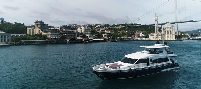 Croisière sur le Bosphore et la mer Noire